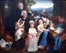 Portrait der Familie Copley 1776 - John Singleton Copley