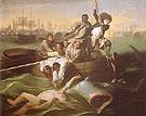 Watson and The Shark 1778 - John Singleton Copley