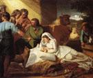 The Nativity - John Singleton Copley