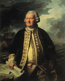 Clark Gayton Admiral of The White 1779 - John Singleton Copley
