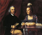 Mr and Mrs Isaac Winslow 1773 - John Singleton Copley