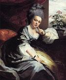 Mrs Clark Gayton 1779 - John Singleton Copley