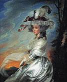 Mrs Daniel Denison Rogers Abigail Bromfield c1784 - John Singleton Copley
