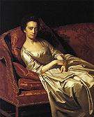 Portrait of a Lady 1771 - John Singleton Copley