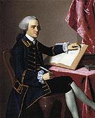 John Hancock 1765 - John Singleton Copley
