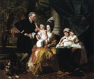 Sir William Pepperrell and Family - John Singleton Copley