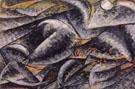 Dynamism of A Human Body 1913 - Umberto Boccioni