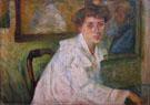 Ritratto Della Sorella 1904 - Umberto Boccioni