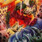 Visioni Simultanee c1911 - Umberto Boccioni