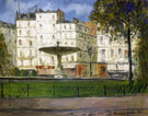 Place Pigalle 1910 - Maurice Utrillo