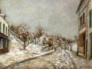 Pontoise 1912 - Maurice Utrillo