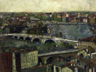 The Bridges of Toulouse 1909 - Maurice Utrillo