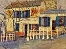 The Lapin Agile 1912 - Maurice Utrillo
