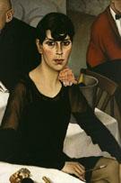 Haustein Christian Schad Sonja 1928 - Christian Schad