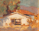 Old Pala Mission - Alson Skinner Clark