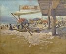 Santa Monica Summer - Alson Skinner Clark