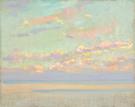 Sky And Sea California 1925 - Alson Skinner Clark