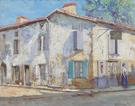 Street In La Roche France 1914 - Alson Skinner Clark