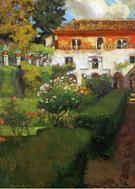 Summer Grenada 1909 - Alson Skinner Clark