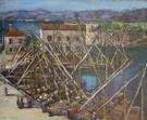 The Harbor At Zara - Alson Skinner Clark