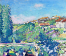 The Town of Chi Chi France 1914 - Alson Skinner Clark