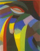 Composition 1919 - Otto Freundlich