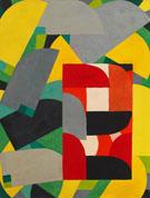 Composition D 1938 - Otto Freundlich