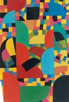 Composition C 1936 - Otto Freundlich