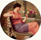 The Time of Roses 1916 - John William Godward