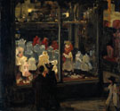 A Shop Window c1894 - Isaac Israels