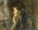 Contemplation - Isaac Israels