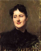 Portrait of A Woman - Dennis Miller Bunker