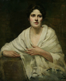 Second Portrait of A Woman - Dennis Miller Bunker