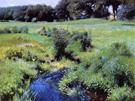 The Pool Medfield 1889 - Dennis Miller Bunker