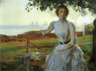 Mrs Ernest Major 1902 - Joseph de Camp
