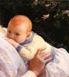 Theodore Lambert De Camp As An Infant 1904 - Joseph de Camp
