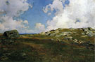 A Murky Day 1886 - Joseph de Camp