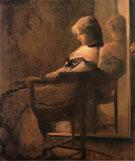 Reflections c1901 - Joseph de Camp