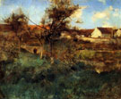 Landscape Landscape - Willard Leroy Metcalfe