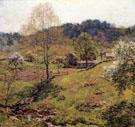 Landscape Maytime - Willard Leroy Metcalfe