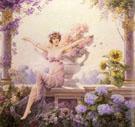 Flora 1913 - Louise Abeema