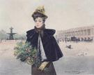 Matin DAvril Place De La Concorde Paris 1894 - Louise Abeema