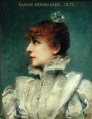Sarah Bernhardt - Louise Abeema