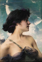A Beauty In Violet - Paul Francis Quinsac