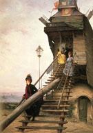 Moulin De La Galette 1887 - Paul Francis Quinsac
