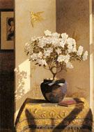 A Sunny Corner - Jessica Hayllar