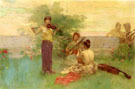 Arcadia - Henry Siddons Mowbray