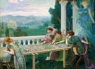 Le Destin 1896 - Henry Siddons Mowbray