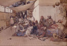 Pilgrims On The Way To Mecca 1882 - Arthur Melville