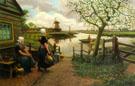 Spring - Henri Houben